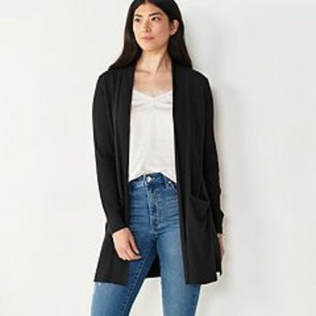 Women's Nine West Essential Cardigan deals at $34.99