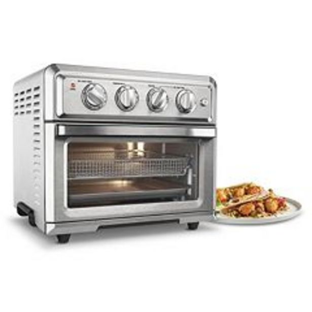 Cuisinart® Air Fryer Toaster Oven deals at $229.99