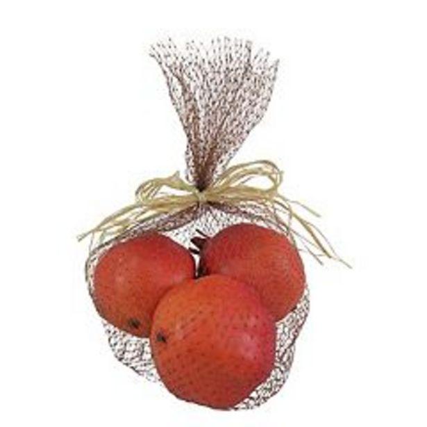 Sonoma Goods For Life® Pomegranate Filler 3-Piece Set deals at $8.49