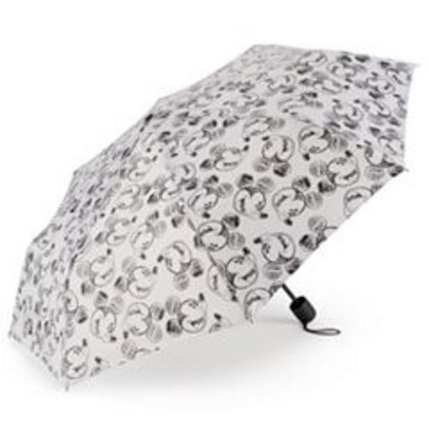 Disney's Mickey Mouse Sketch Print Umbrella deals at $18.2