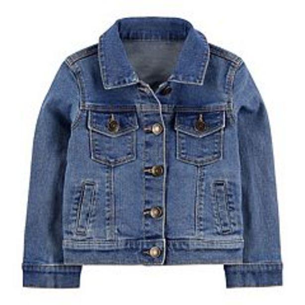 Toddler Girl Carter's Denim Jacket deals at $14.4