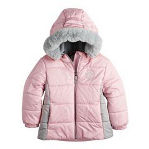 Toddler Girl ZeroXposur Macy Puffer Jacket deals at $45