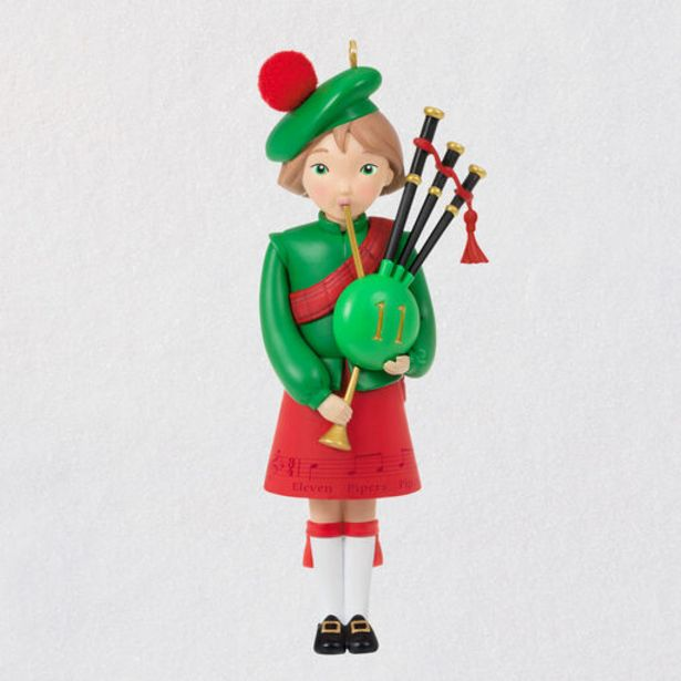 Twelve Days of Christmas Eleven Pipers Piping O… deals at $13.99