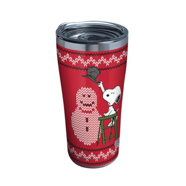Tervis Peanuts Snoopy and Snowman Stainless Ste… deals at $29.99