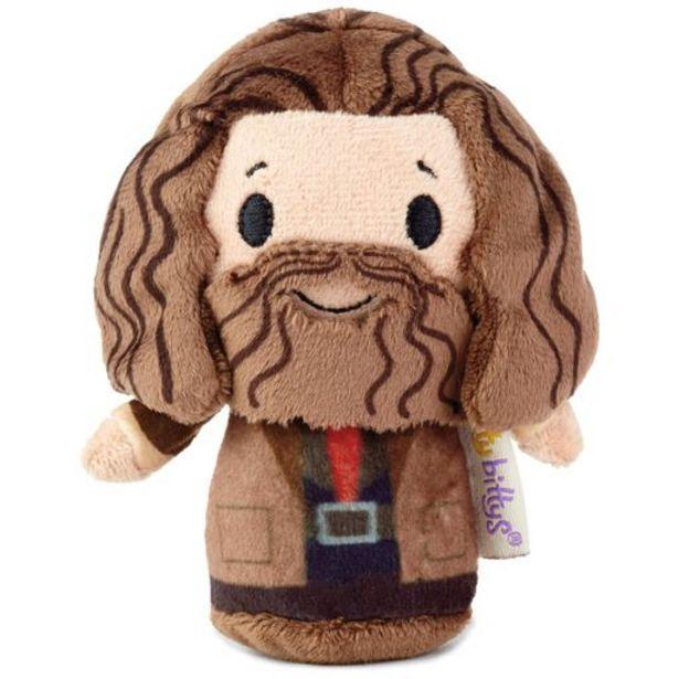 Itty bittys® Harry Potter™ Rubeus Hagrid™ Plush deals at $6.99