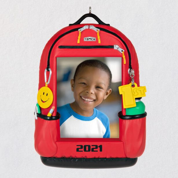 Backpack of Memories 2021 School Picture Frame … deals at $15.99