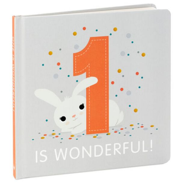 One Is Wonderful! Birthday Book deals at $12.99