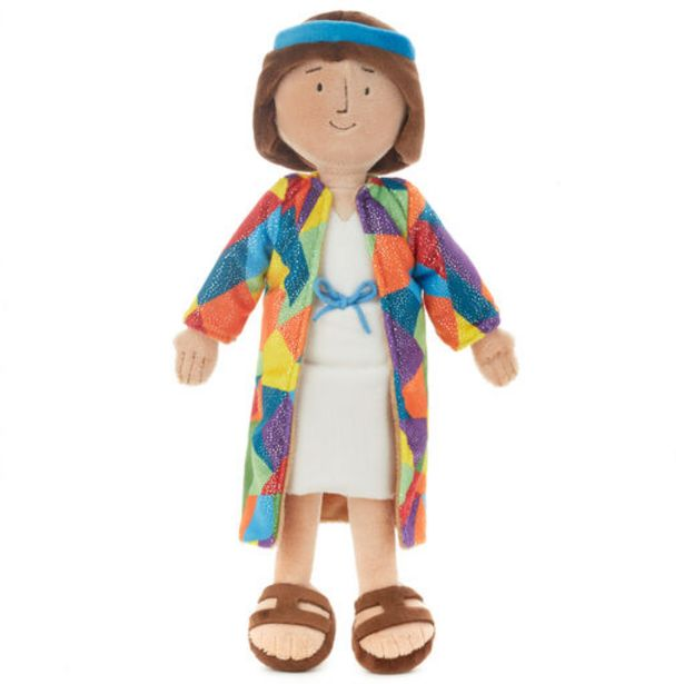 Joseph and the Coat of Many Colors Stuffed Doll… deals at $16.99