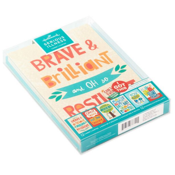 Get Well and Encouragement Assorted Cards, Box … deals at $9.99