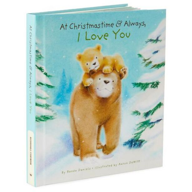 At Christmastime and Always, I Love You Recorda… deals at $29.95