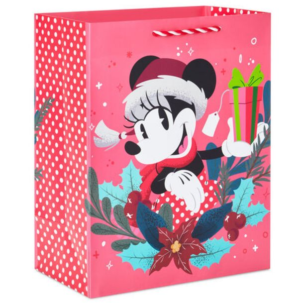 """9.6"""" Disney Minnie Mouse With Gift Medium Chris… deals at $2.99"""