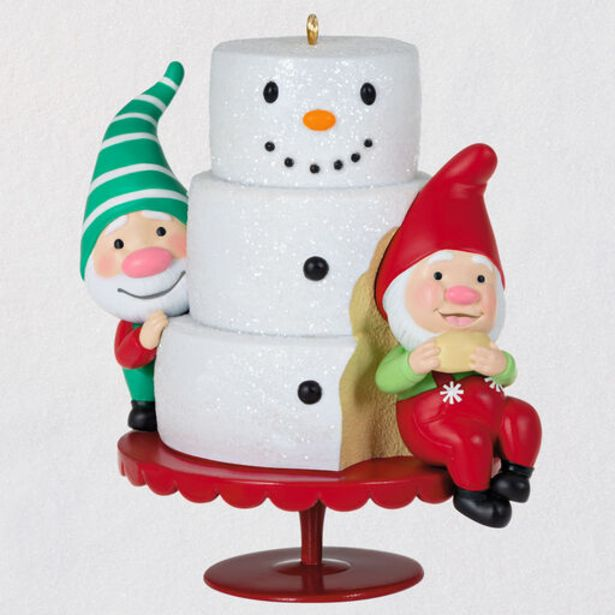 Gnome for Christmas Ornament deals at $19.99