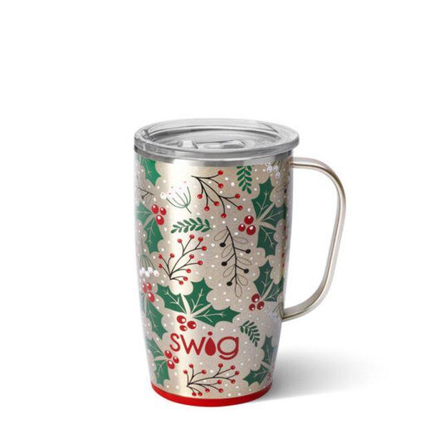 Swig Hollydays Stainless Steel Mug, 18 oz. deals at $33.99