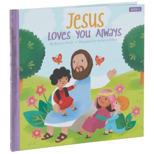 Jesus Loves You Always Book deals at $9.95