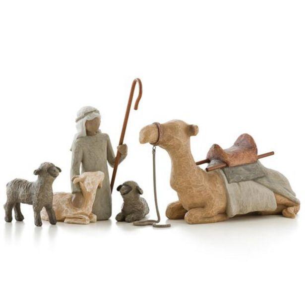 Willow Tree® Shepherd & Nativity Animals deals at $89.99
