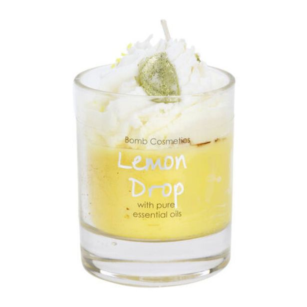 Bomb Cosmetics Lemon Drop Scented Jar Candle deals at $12.99