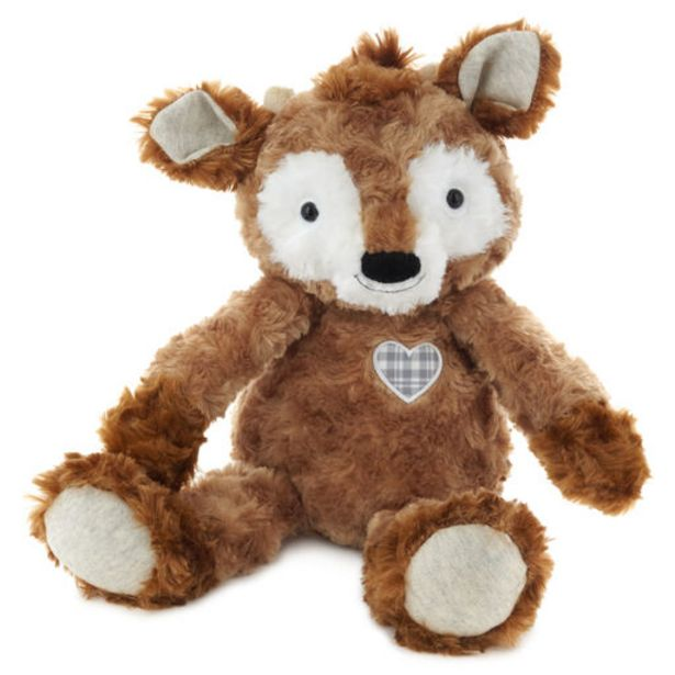 """Thankful for You Deer Stuffed Animal, 14"""" deals at $19.99"""