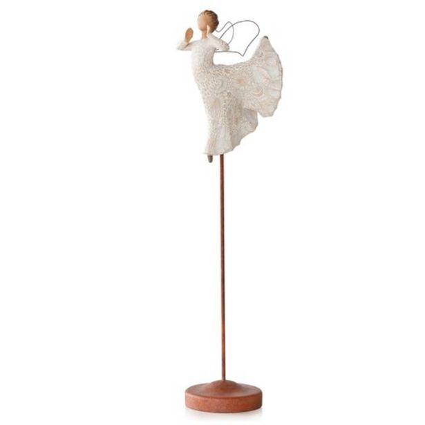 Willow Tree® Song of Joy Angel Figurine on Stan… deals at $49.99