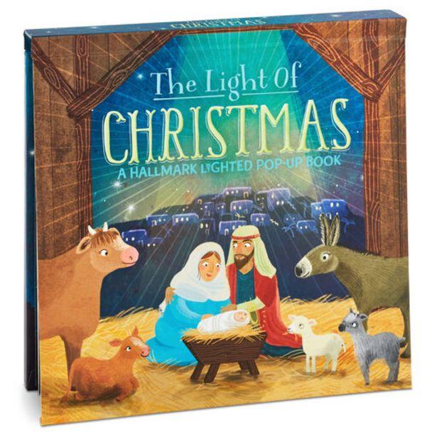 The Light of Christmas: A Hallmark Lighted Pop-… deals at $24.99