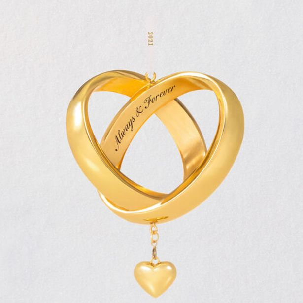 Always & Forever Anniversary Intertwined Weddin… deals at $17.99
