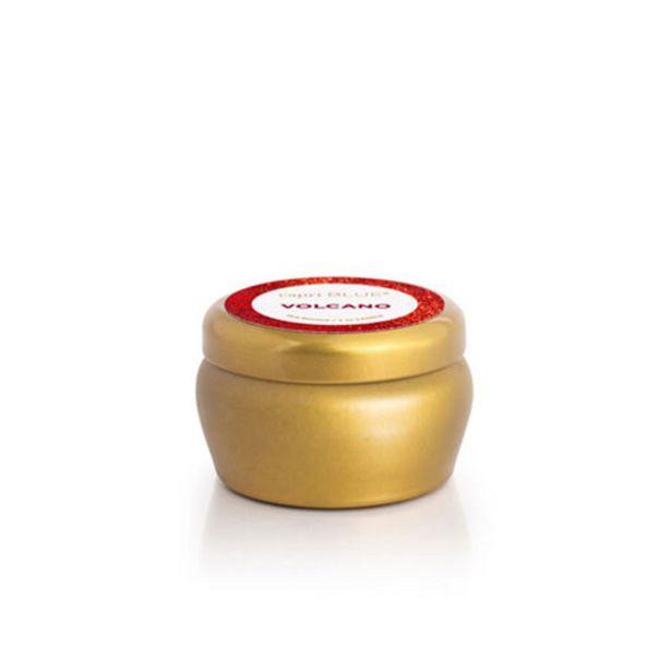Capri Blue Volcano Glam Mini Tin Jar Candle, 3 … deals at $10
