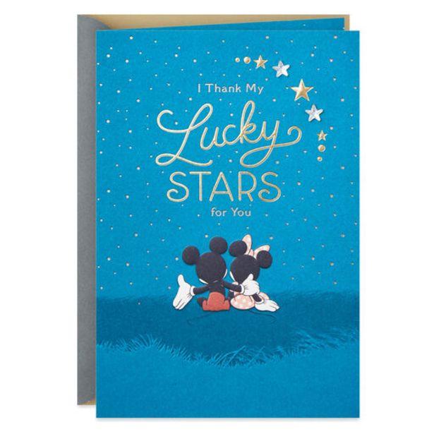 Disney Mickey and Minnie Lucky Stars Anniversar… deals at $5.29