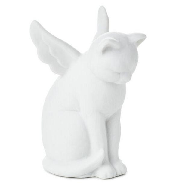 """Cat Angel Figurine Pet Memorial Gift, 3.25"""" deals at $16.99"""