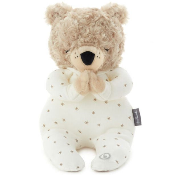 "Prayer Bear Recordable Stuffed Animal, 10.5"" deals at $29.99"