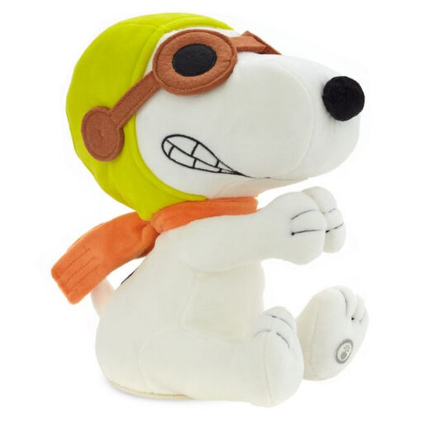 Peanuts® Flying Ace Snoopy Stuffed Animal With … deals at $39.99