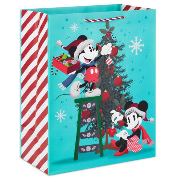 """13"""" Disney Mickey and Minnie Trimming Tree Larg… deals at $3.99"""