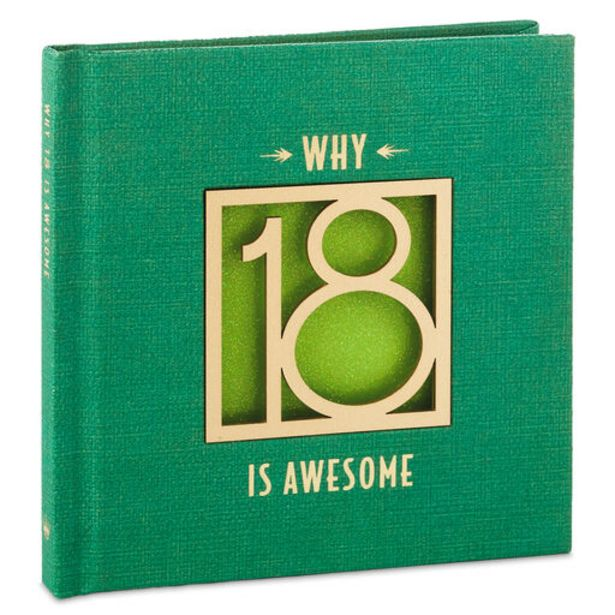 Why 18 Is Awesome Book deals at $14.99