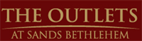 Logo The Outlets at Sands Bethlehem