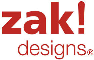 Logo Zak Designs