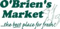 Logo Obriens Market