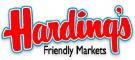 Logo Harding's Markets