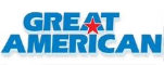 Logo Great American Food Stores
