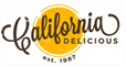 Logo California Delicious