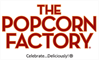 Logo The Popcorn Factory