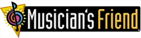 Logo Musician's Friend
