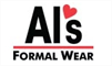 Logo Al's Formal Wear