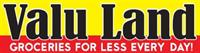 Logo Valu Land