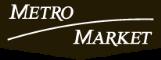 Logo Metro Market