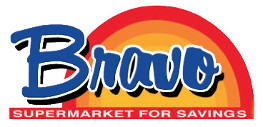 Logo Bravo Supermarkets