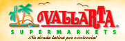 Logo Vallarta Supermarkets