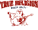 Logo True Religion Brand Jeans