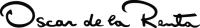 Logo Oscar de la Renta